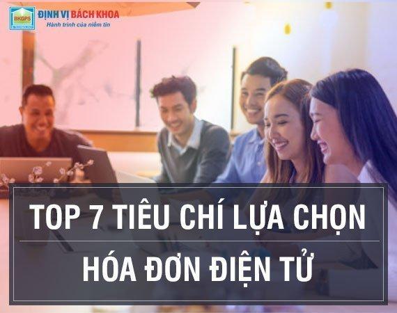 Top 7 tiêu chí lựa chọn phần mềm hóa đơn điện tử tốt nhất hiện nay 3