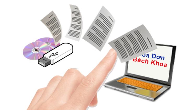 cách lưu trữ hóa đơn điện tử mua vào
