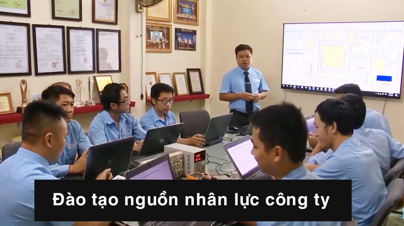Đào tạo nhân viên Bách Khoa