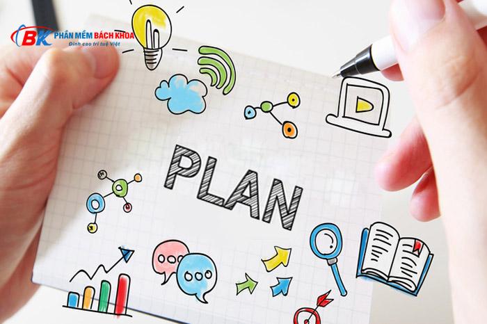 Lập kế hoạch kinh doanh
