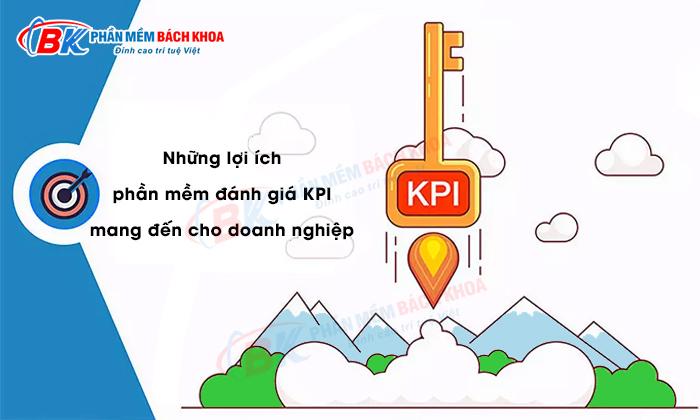 Lợi ích phần mềm KPI mang lại cho doanh nghiệp