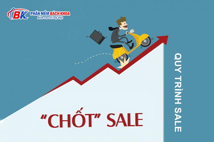 Quy trình sale dành cho doanh nghiệp