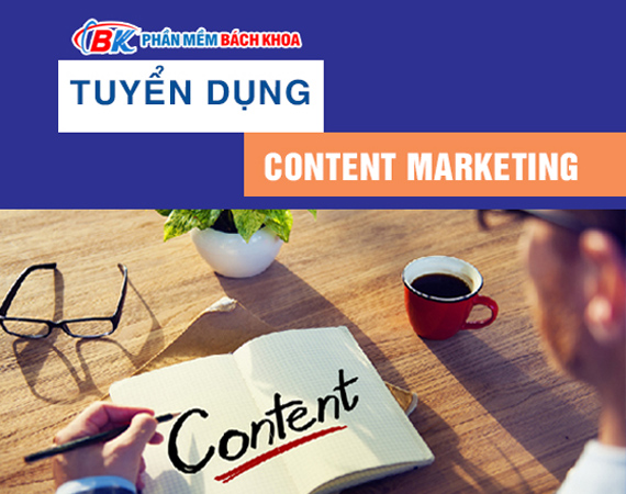 Tuyển dụng Content Marketing tại Hải Phòng 1