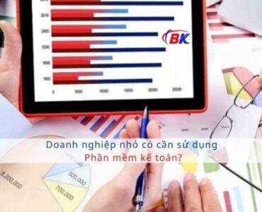 Doanh nghiệp nhỏ có cần sử dụng phần mềm kế toán? 14